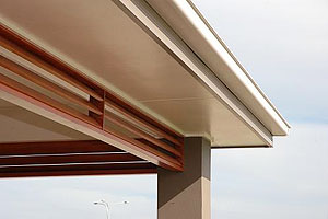 Eaves and soffits